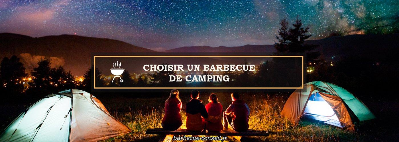 CHOISIR un barbecue de camping