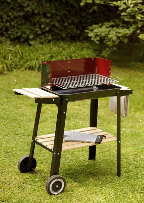 Barbecue metallique Grill Chef