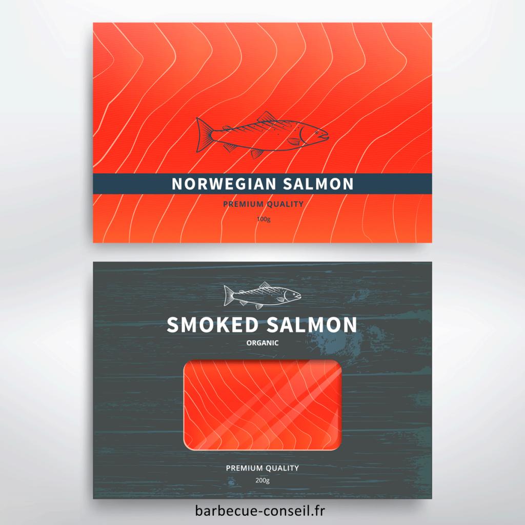 Conserver et consommer son saumon fumé.