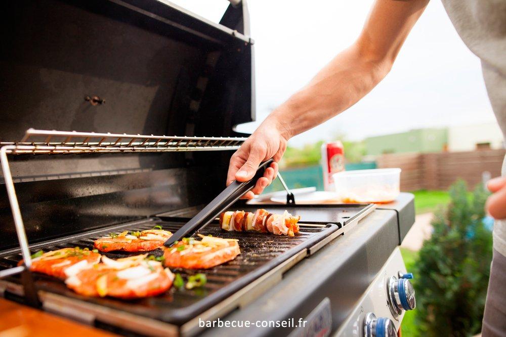 Le barbecue à gaz, meilleur pour la santé et l'environnement