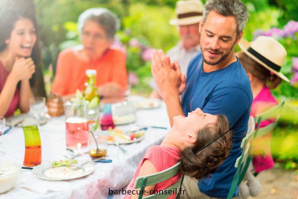 Le barbecue, un indétrônable loisir saisonnier !