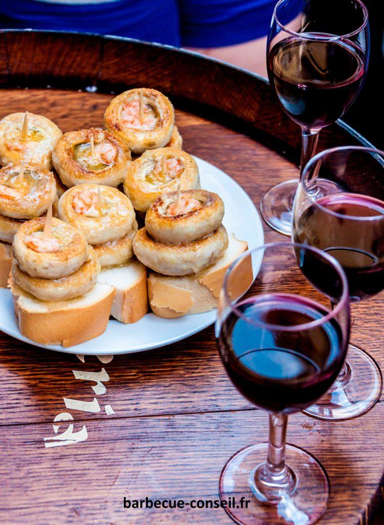 Les tapas :  entre tradition populaire et bistronomie