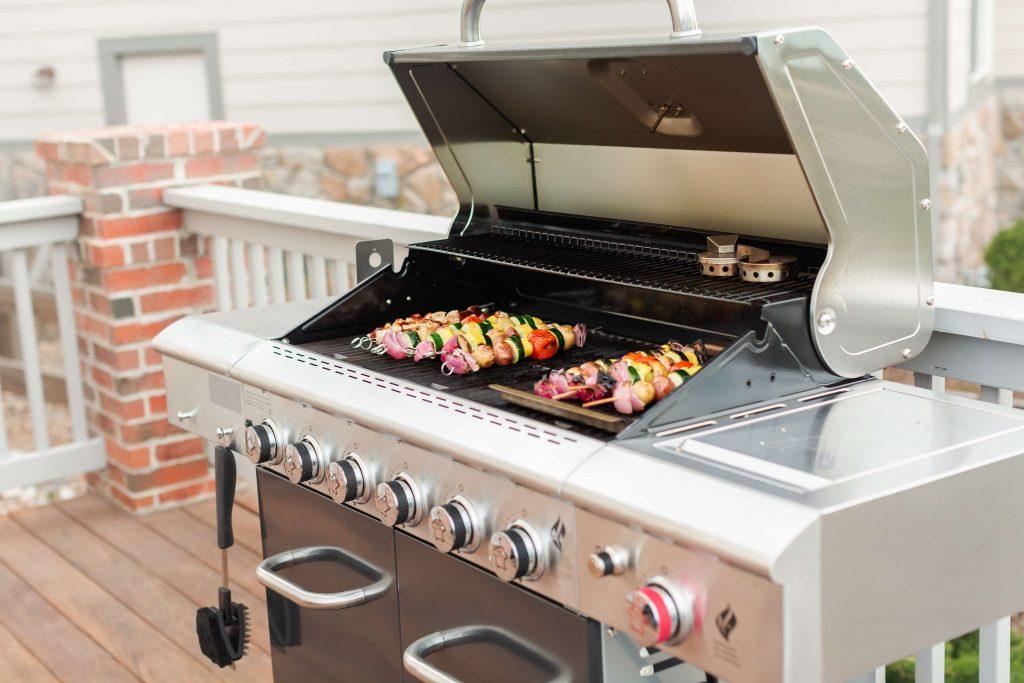 Où placer votre barbecue à gaz