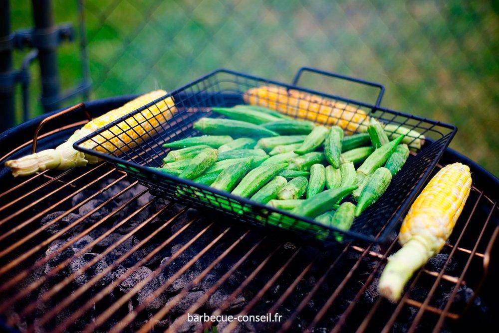 Panier de cuisson pour légumes