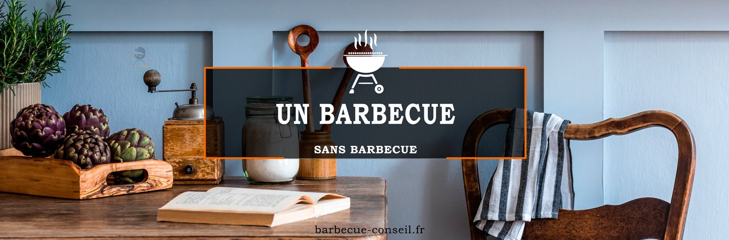 Un barbecue sans barbecue