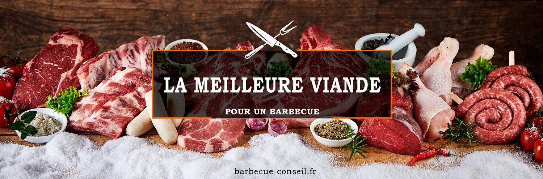 la meilleure viande pour le barbecue