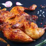 recette de poulet au barbecue