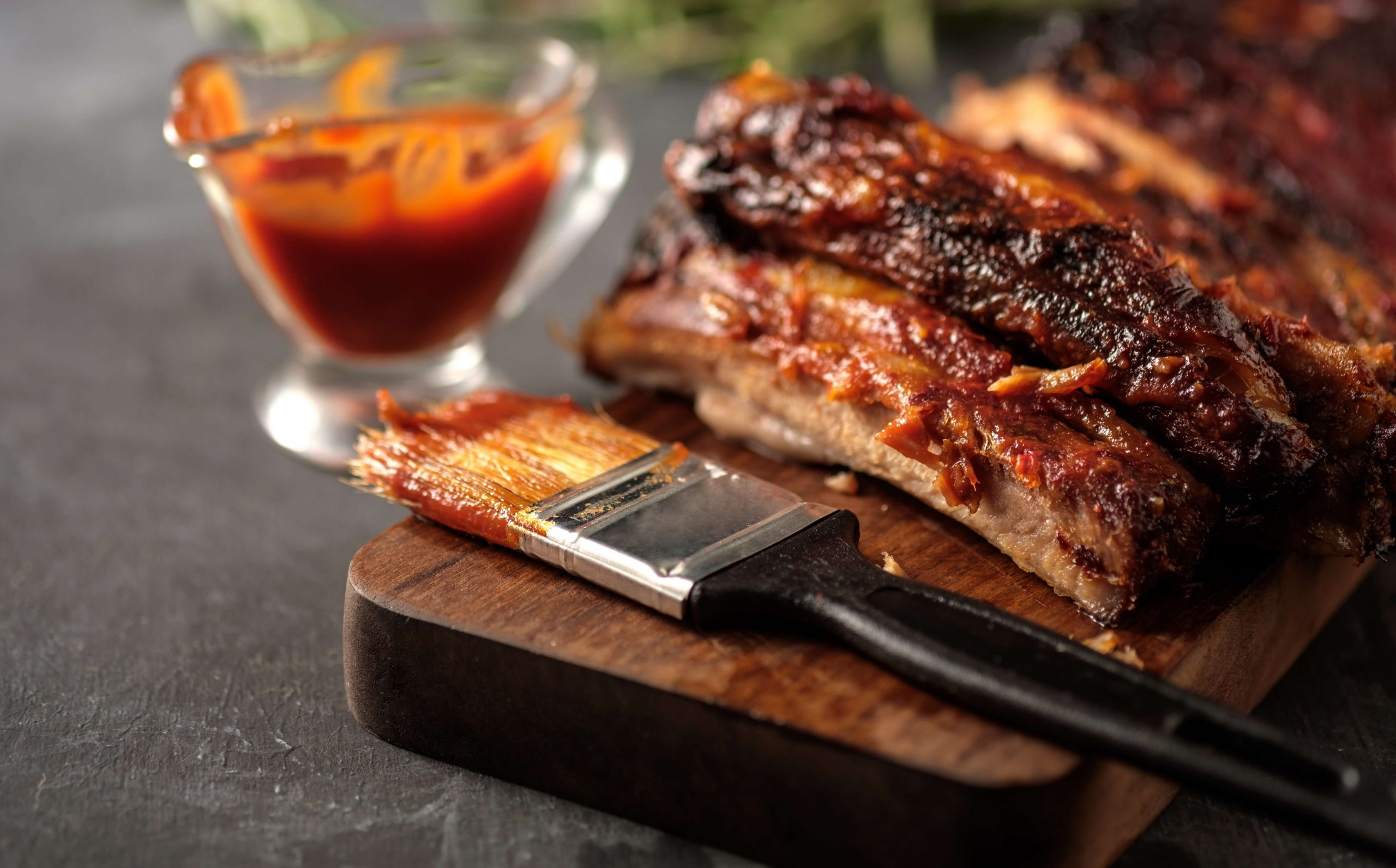 recette sauce barbecue pour Ribs