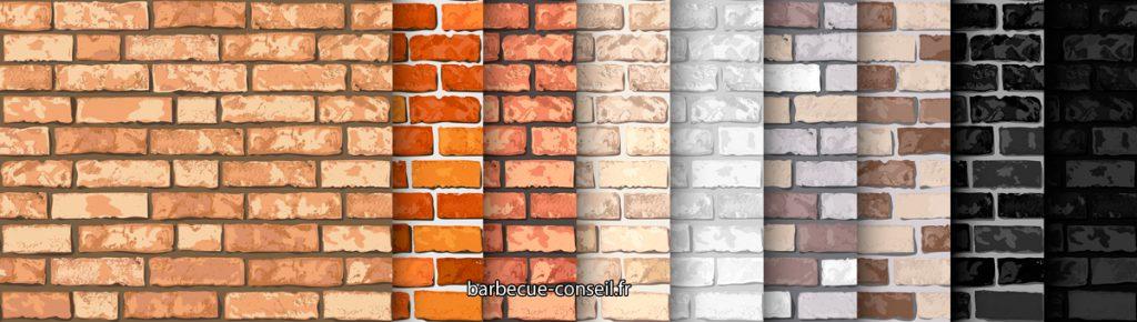 Quels types de briques ?